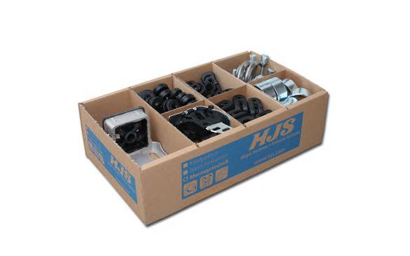 Ассортимент, монтаж установки вывода ОГ HJS 82 00 0623