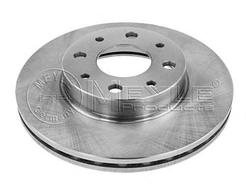 Тормозной диск MEYLE 215 521 2006
