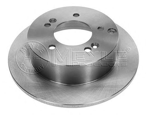 Тормозной диск MEYLE 28-15 523 0006