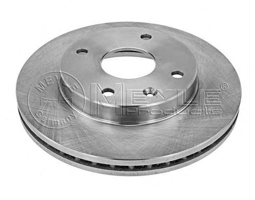 Тормозной диск MEYLE 29-15 521 0005