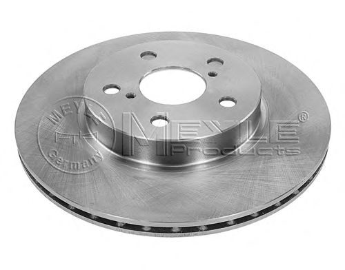 Тормозной диск MEYLE 30-15 521 0052