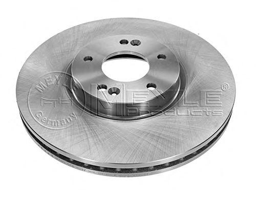 Тормозной диск MEYLE 37-15 521 0017