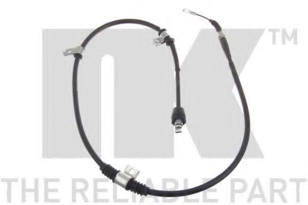 Трос ручника NK 903529