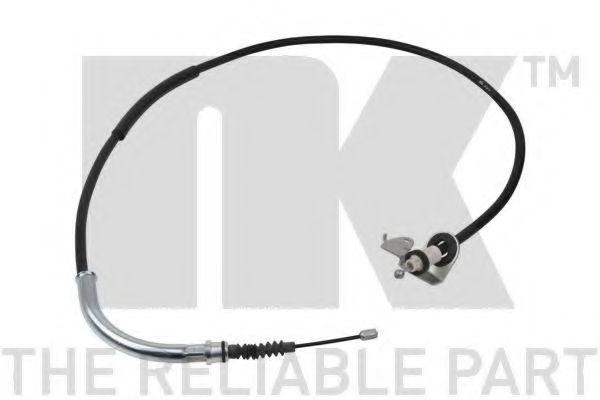 Трос ручника NK 904011