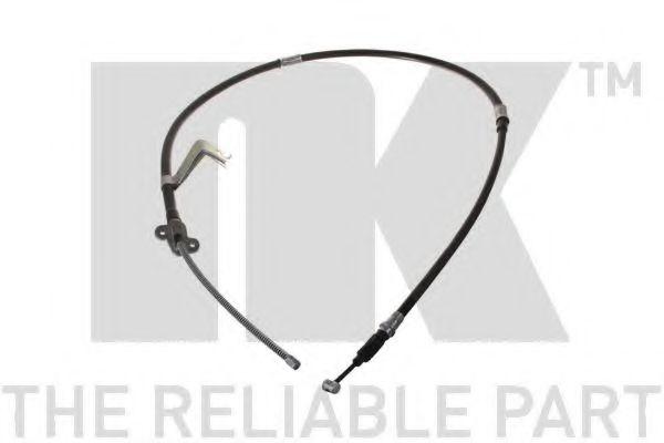 Трос ручника NK 9045120