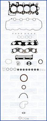 Комплект прокладок двигателя AJUSA 50263900