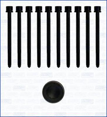 Комплект болтов головки блока цилиндров (ГБЦ) AJUSA 81003500