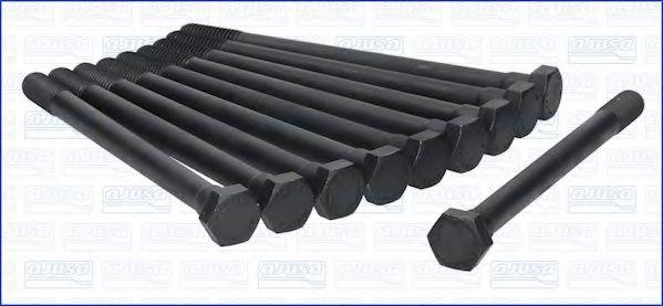 Комплект болтов головки блока цилиндров (ГБЦ) AJUSA 81004300