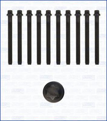 Комплект болтов головки блока цилиндров (ГБЦ) AJUSA 81016100