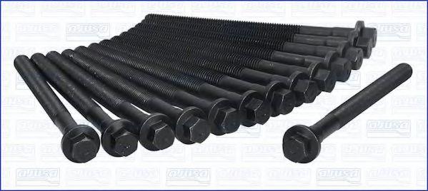 Комплект болтов головки блока цилиндров (ГБЦ) AJUSA 81022400