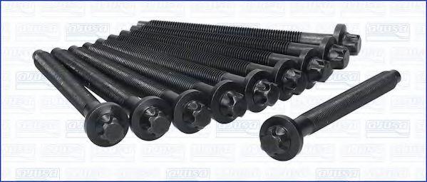 Комплект болтов головки блока цилиндров (ГБЦ) AJUSA 81024700
