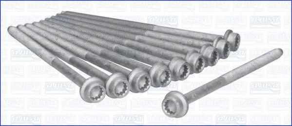 Комплект болтов головки блока цилиндров (ГБЦ) AJUSA 81028500