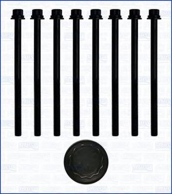 Комплект болтов головки блока цилиндров (ГБЦ) AJUSA 81030100