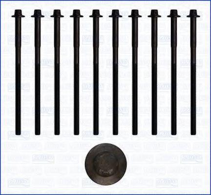 Комплект болтов головки блока цилиндров (ГБЦ) AJUSA 81034500