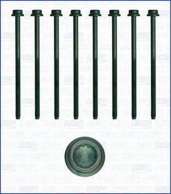 Комплект болтов головки блока цилиндров (ГБЦ) AJUSA 81036000