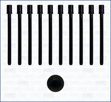 Комплект болтов головки блока цилиндров (ГБЦ) AJUSA 81038300