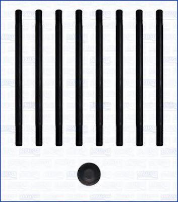 Комплект болтов головки блока цилиндров (ГБЦ) AJUSA 81048300