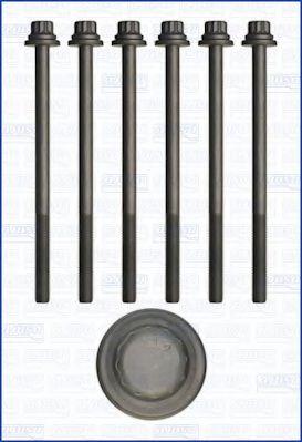 Комплект болтов головки блока цилиндров (ГБЦ) AJUSA 81048900