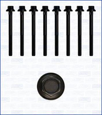Комплект болтов головки блока цилиндров (ГБЦ) AJUSA 81049200