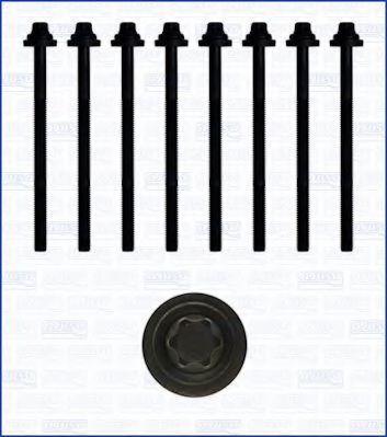Комплект болтов головки блока цилиндров (ГБЦ) AJUSA 81049700