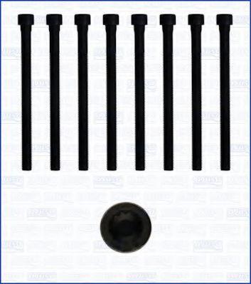 Комплект болтов головки блока цилиндров (ГБЦ) AJUSA 81049900