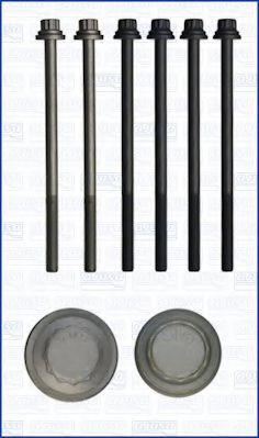 Комплект болтов головки блока цилиндров (ГБЦ) AJUSA 81050300