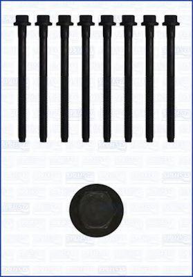 Комплект болтов головки блока цилиндров (ГБЦ) AJUSA 81051600