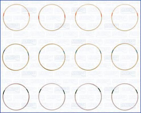 Комплект прокладок гильзы цилиндра AJUSA 60000100
