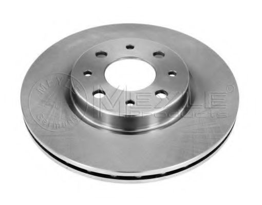Тормозной диск MEYLE 215 521 0008
