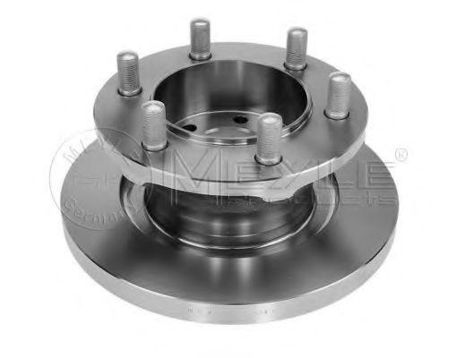 Тормозной диск MEYLE 215 521 0027