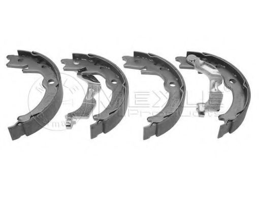 Тормозные колодки ручника MEYLE 29-14 533 0008