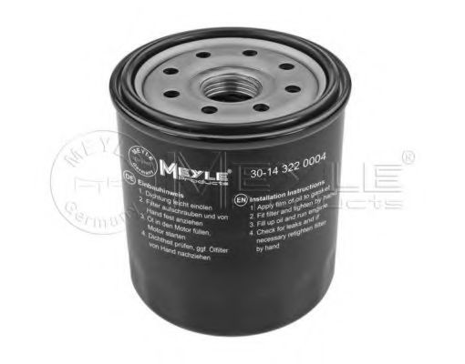 Масляный фильтр MEYLE 30-14 322 0004