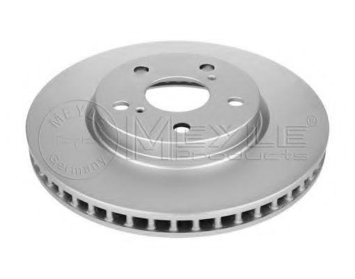 Тормозной диск MEYLE 30-15 521 0111/PD