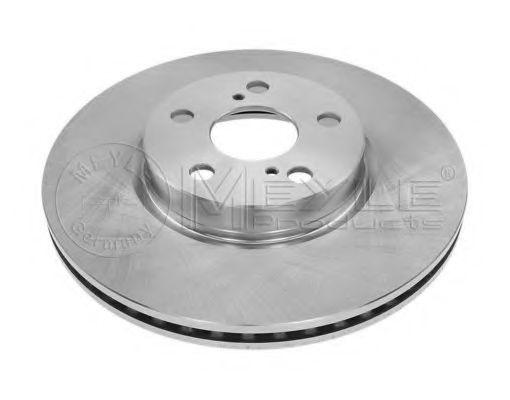 Тормозной диск MEYLE 30-15 521 0112