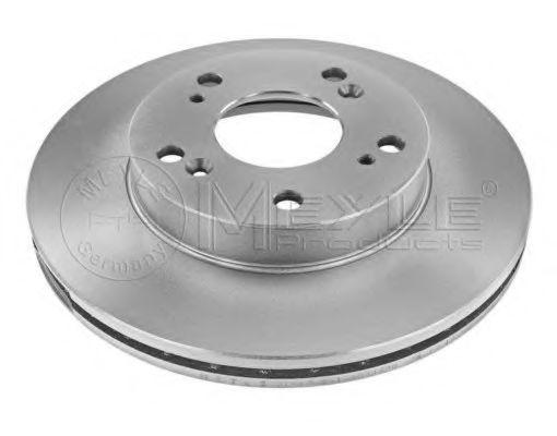 Тормозной диск MEYLE 31-15 521 0024/PD