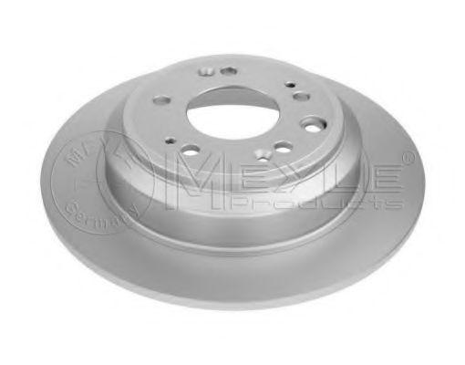 Тормозной диск MEYLE 31-15 523 0048/PD