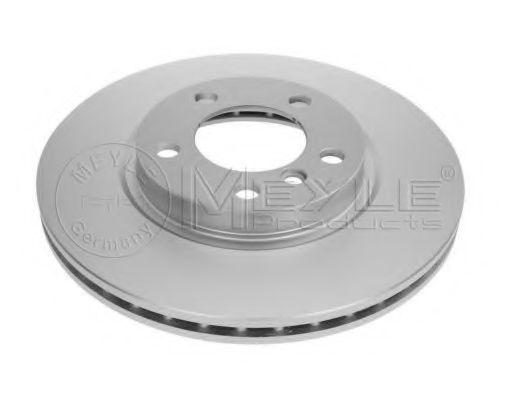 Тормозной диск MEYLE 315 521 0018/PD
