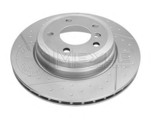 Тормозной диск MEYLE 315 523 0020/PD