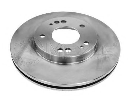 Тормозной диск MEYLE 32-15 521 0003