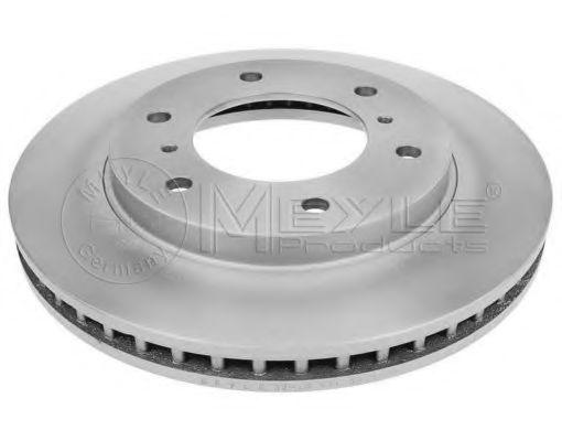 Тормозной диск MEYLE 32-15 521 0019/PD