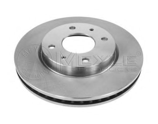 Тормозной диск MEYLE 32-15 521 0023