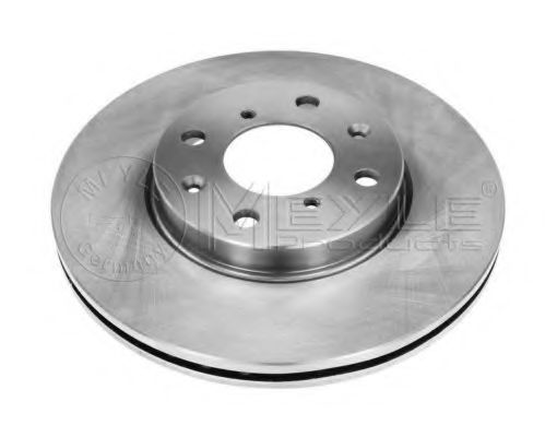 Тормозной диск MEYLE 33-15 521 0004