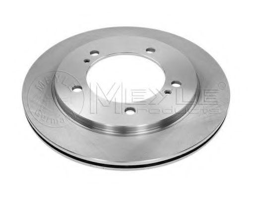 Тормозной диск MEYLE 33-15 521 0015