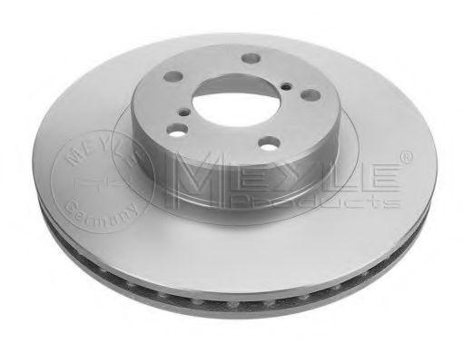 Тормозной диск MEYLE 34-15 521 0003/PD