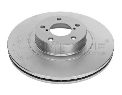 Тормозной диск MEYLE 34-15 521 0007/PD