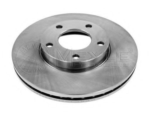 Тормозной диск MEYLE 35-15 521 0028