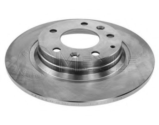 Тормозной диск MEYLE 35-15 523 0014