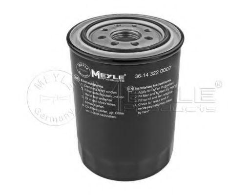 Масляный фильтр MEYLE 36-14 322 0007