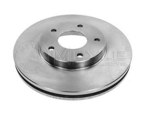 Тормозной диск MEYLE 36-15 521 0027