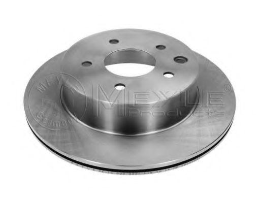 Тормозной диск MEYLE 36-15 523 0021
